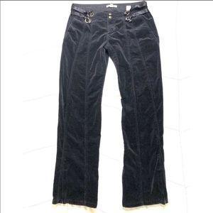 Free People Velvet Pants